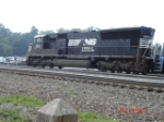 NS 2613 heads WB w/NS Train 10G