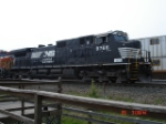 NS 9766 leads EB NS Train 251