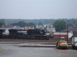 NS 9593 leads the NS 21J WB past the Engine House
