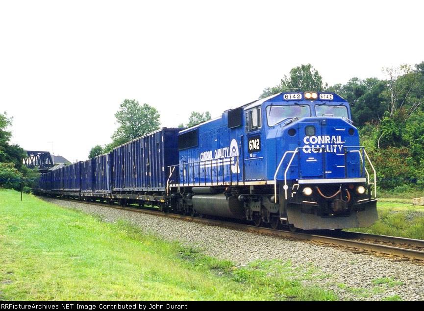 PRR 6742 on I4Z/64J