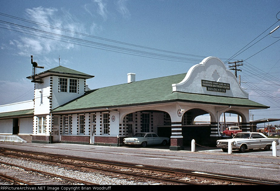 former ACL depot