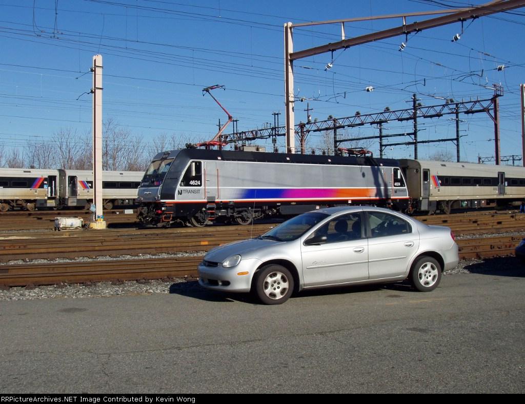 ALP46 4624 in Dover Yard