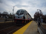 NJT 4030 pushing on #1174