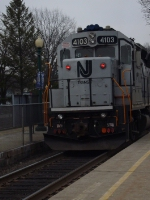 #1110 with a 1968 ex-CNJ Geep