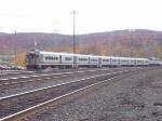 Full set of Comet Vs in Suffern Yard