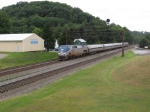 Westbound Amtrak Pennsylvanian