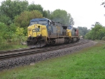 CSX Q139 westbound