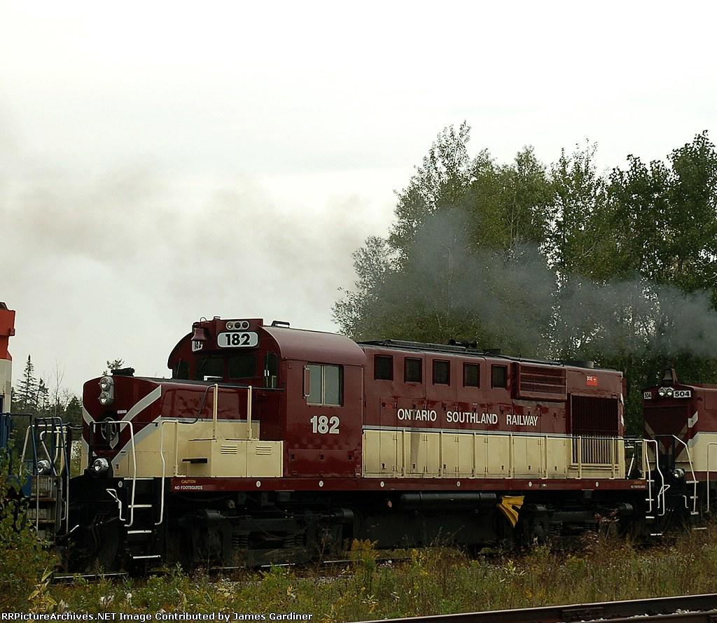 OSR 182