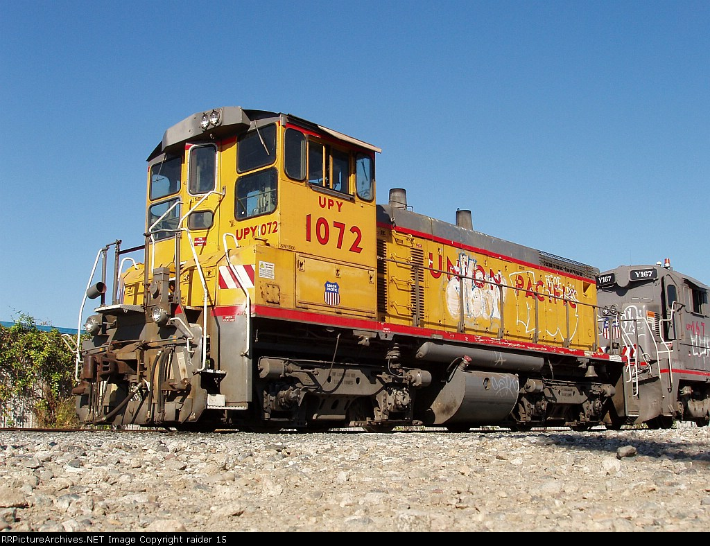 Local Power on the Engine Spur