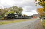 NS 24A NS 2504 Detour Train