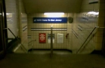 23 Street station PATH entrance