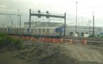PATH train to Newark
