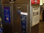 PATH cash fare machine