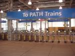 PATH World Trade Center faregates