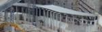 PATH train curving around WTC site