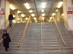 PATH WTC station Exit