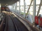 Entering the WTC terminal