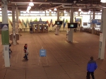 PATH World Trade Center station concourse