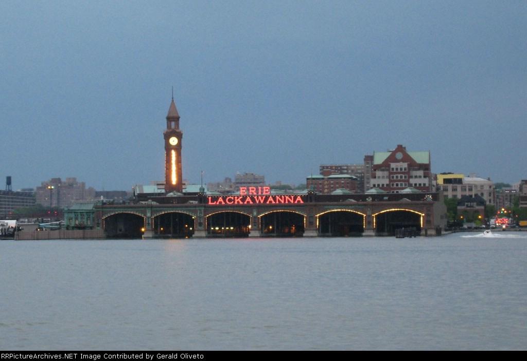 Clock Tower at Hoboken Terminal