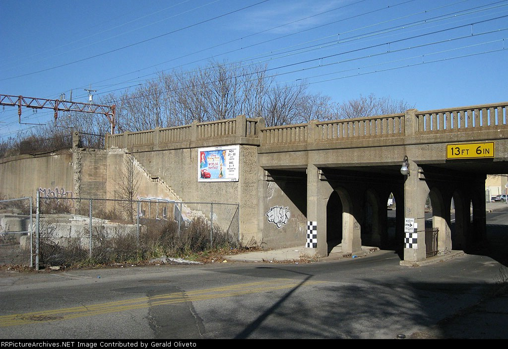 Former Grove St Station