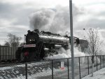 Steam In The Snow, 2017