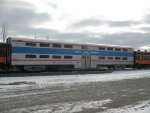 Fourth Car Of The North Pole Express