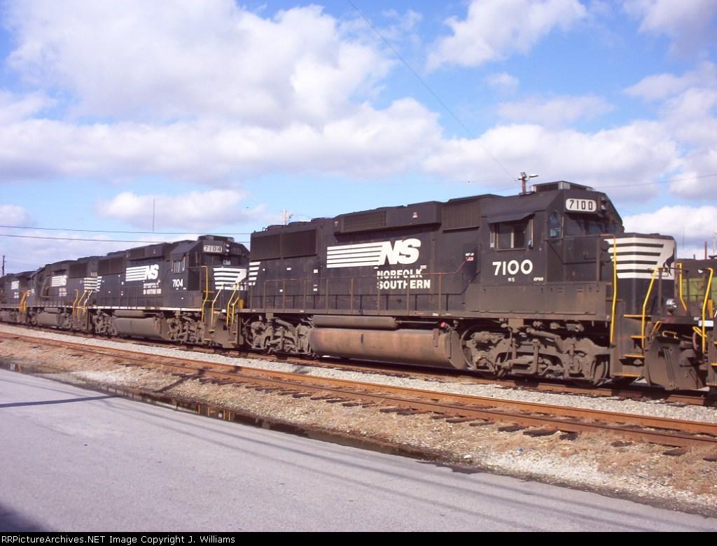 NS 7100