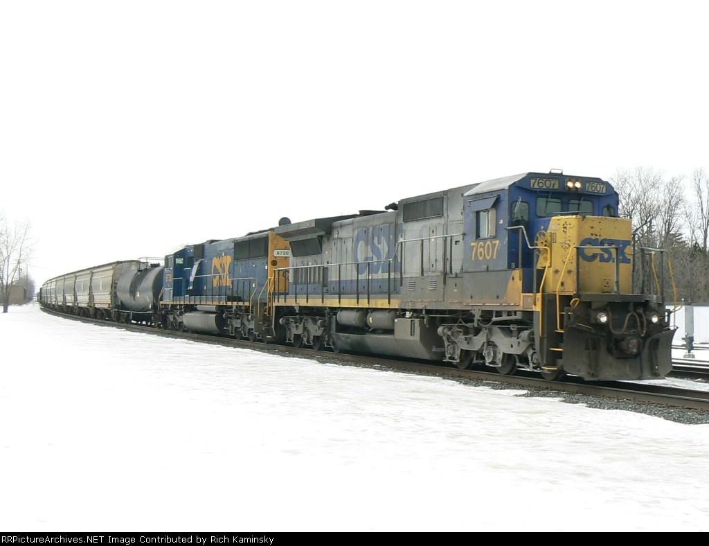 CSX 7607