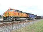 BNSF 5105