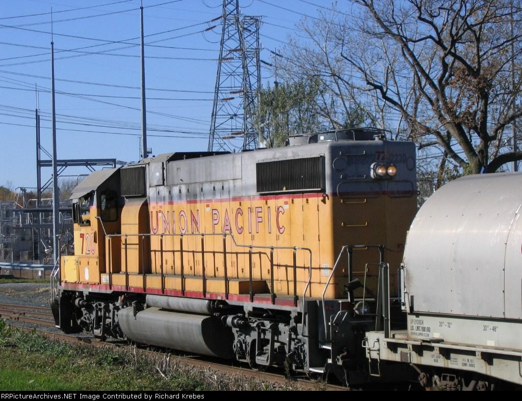 GP38-2 Number 720