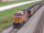 BNSF 5680 On The Hind End