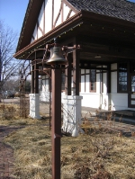 Bell On Wayzata Depot Grounds