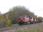 A CP Job Rolling North On The Old NP