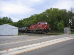 CP 8618 With Westbound General Freight