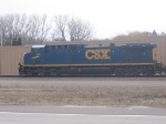 CSX 76 Roster View