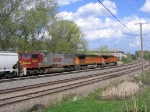 Two Heritage-II Variants And A BNSF-ized Warbonnet