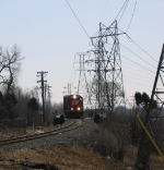 Northbound CP/SOO 0630 Job