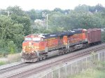 Another BNSF at Bandana