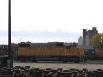UP 720 At East Minneapolis Yard