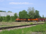 Westbound BNSF Freight Passing Cedar Lake Junction
