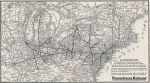 1935 PRR System Map
