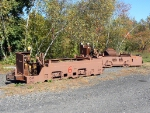 Battery Operated Mine Locomotives