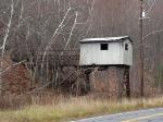 Abandoned Coal Chute
