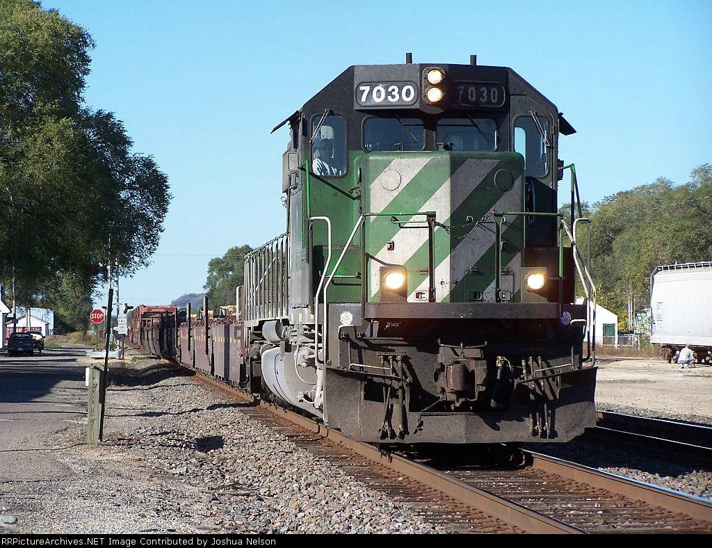 BNSF 7030