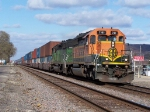 BNSF 7161 and BNSF 7160