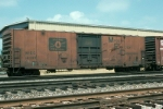 Maine Central Railroad (MEC) Box Car No. 10390