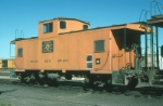 Maine Central Railroad Caboose No. 655