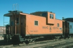 Maine Central Railroad Caboose No. 653