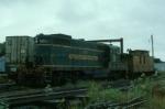 Maine Central Railroad EMD GP7 No. 571