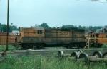 Maine Central Railroad EMD GP7 No. 565
